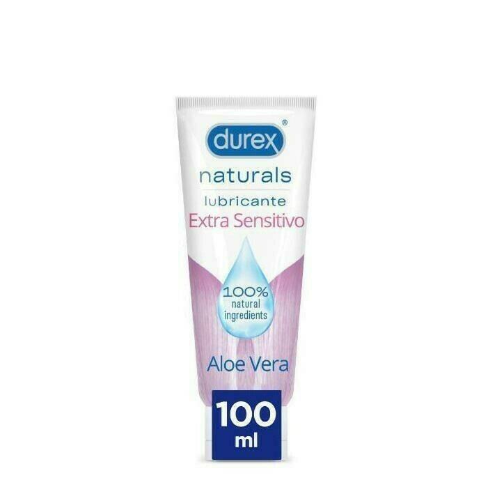 DUREX NATURALS INTIM GEL EXTRA SENSITIVO 100 ML