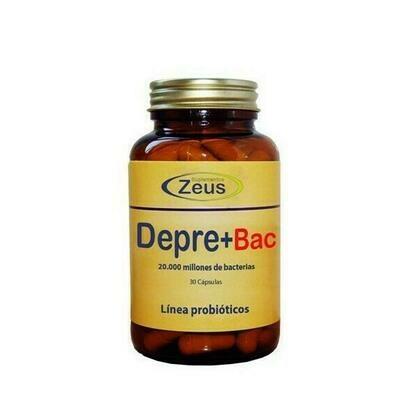 ZEUS DEPRE BAC 30CAPS