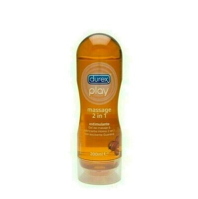 DUREX PLAY MASAJE ESTIMUL200ML