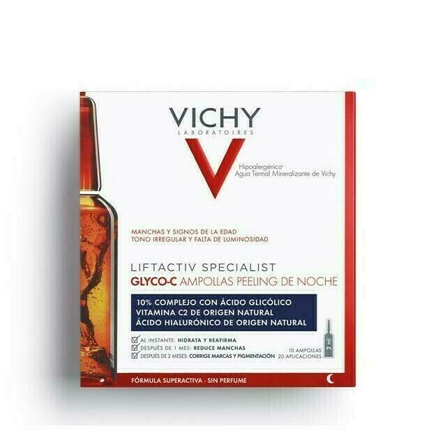 VICHY LIFTACTIV GLYCO C10 AMP