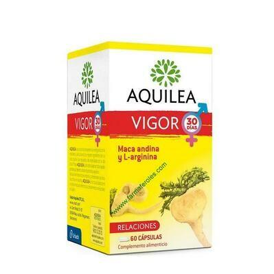 AQUILEA VIGOR CAPSULAS 60 CAPS