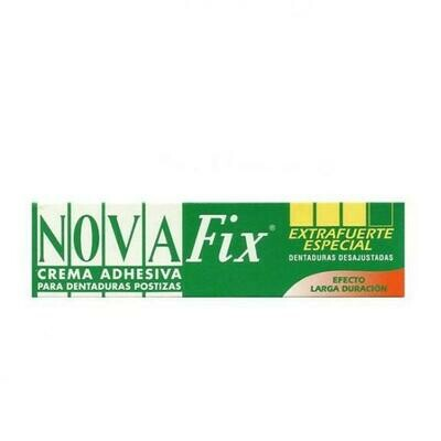 NOVAFIX EXTRAFUERTE ESPECIAL LARGA DURACION ADHE 40 G