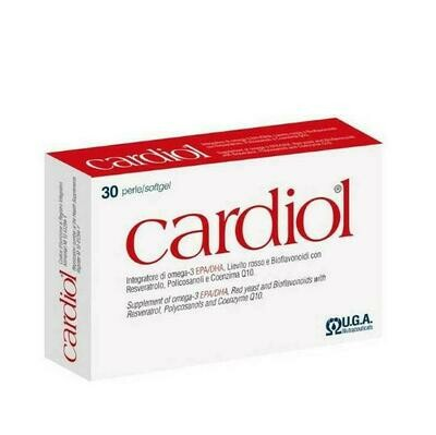 CARDIOL 30 PERLAS