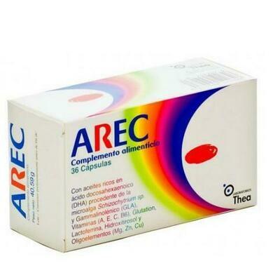 AREC 36 CAPS