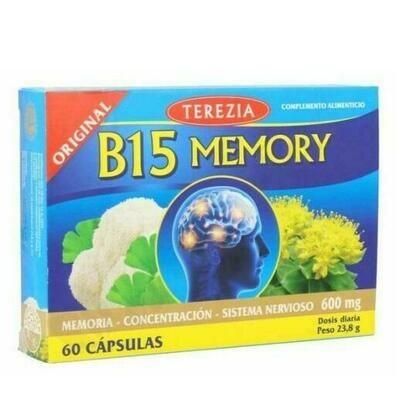 TEREZIA B15 MEMORY 60 CAPS