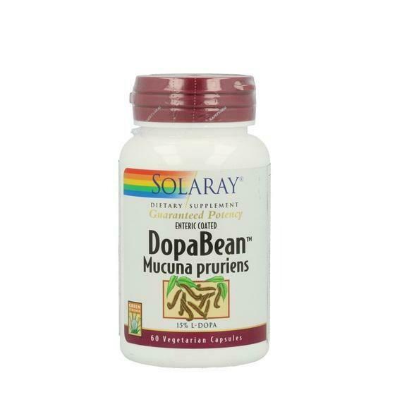 SOLARAY DOPABEAN 60CAPS