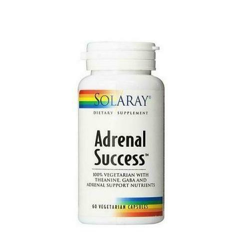 SOLARAY  ADRENAL SUCCES 60 CAPS