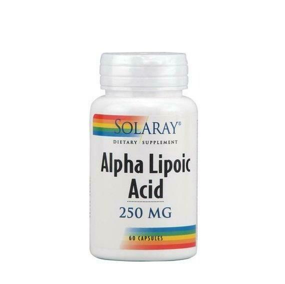 SOLARAY ACID ALPHA LIPOIC