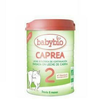 BABYBIO 2 CAPREA  900G