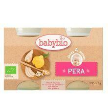 BABYBIO POT FRUTAS PERA 2X130G
