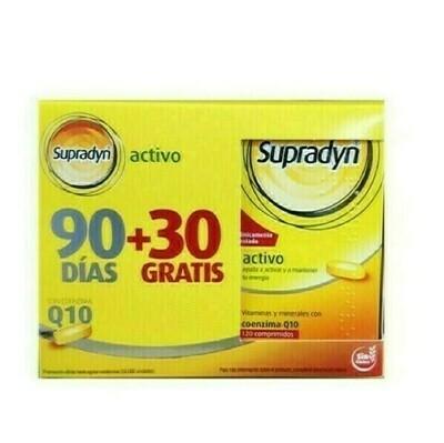 SUPRADYN ACTIVO 90   30 COMP