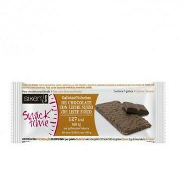 SIKEN FORM GALLETA CHOCOLATE CON LECHE 25 G