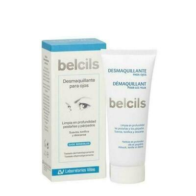 BELCILS GEL DESMAQUILLANTE OJOS CON AZULENO GEL 75 ML