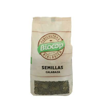 BIOCOP SEMILLAS DE CALABAZA 250GR