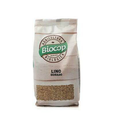 BIOCOP SEMILLAS LINO DORADO 250GR