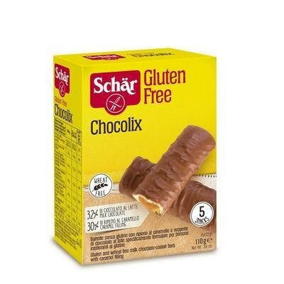SCHAR CHOCOLIX 5X22G