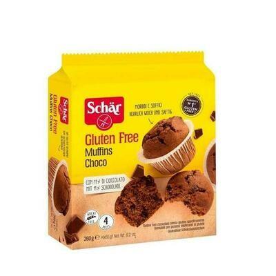 SCHAR MERANETTI (MUFFIN CHOCOLATE) 200GR