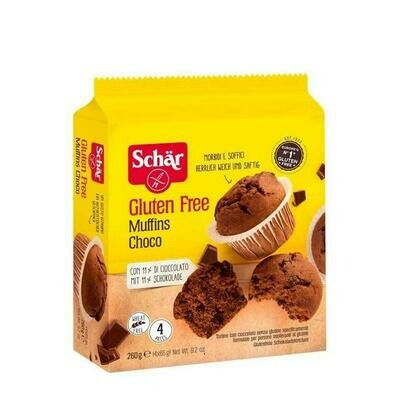 SCHAR MUFFIN DE CHOCOLATE 260GR