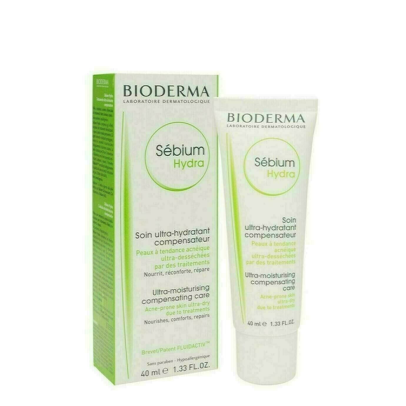 SEBIUM HYDRA CREMA BIODERMA 40 ML
