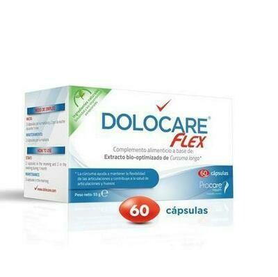 DOLOCARE FLEX 60 CAPS