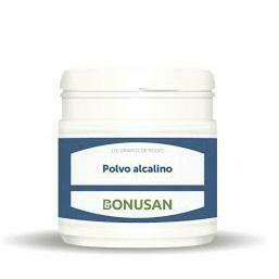 BONUSAN POLVO ALCALINO120G