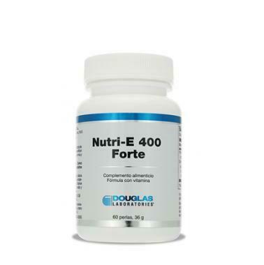 DOUGLAS NUTRI-E 400 FORTE 60 CAPSULAS