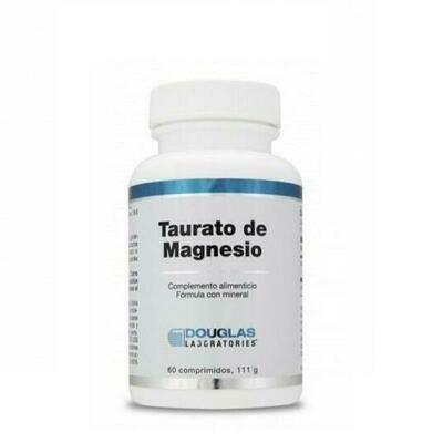 DOUGLAS TAURATO DE MAGNESIO 60 COMP