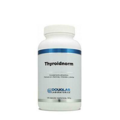 DOUGLAS THYROIDNORM 120 CAPSULAS