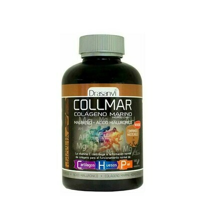 COLLMAR COLAGEN MAGN AC HIALU 180 COM MASTICABLES GALLETA CHOCOLATE