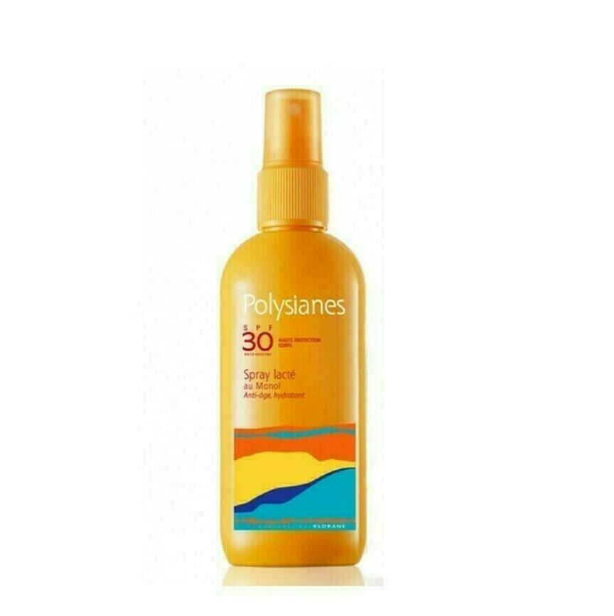 POLYSIANES SPF 30 SPRAY LECHE KLORANE PROTECCION 125 ML