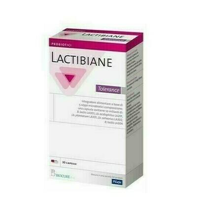 LACTIBIANE TOLERANCE PILEJE 2.5 G 30 CAPS