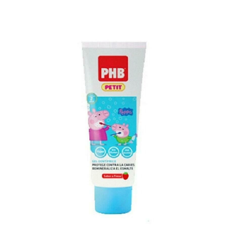 PHB PETIT GEL DENTIFRICO INFANTIL 75 ML