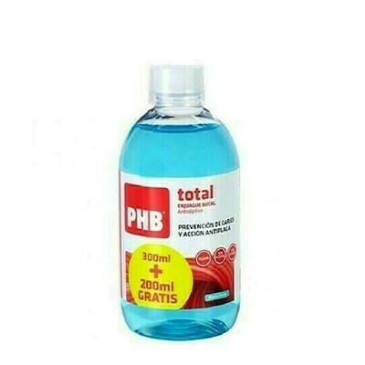 PHB TOTAL ENJUAGUE BUCAL 300   200 ML