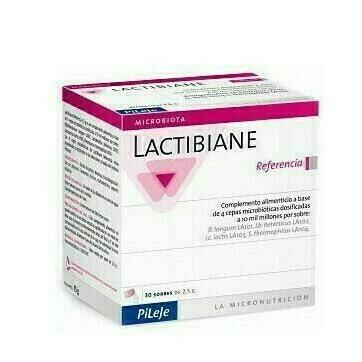 LACTIBIANE REFERENCE PILEJE 2.5 G 30 SOBRES