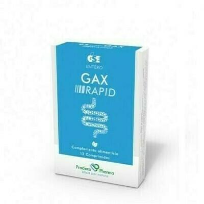 GSE ENTERO GAX RAPID 12 COMPRIMIDOS