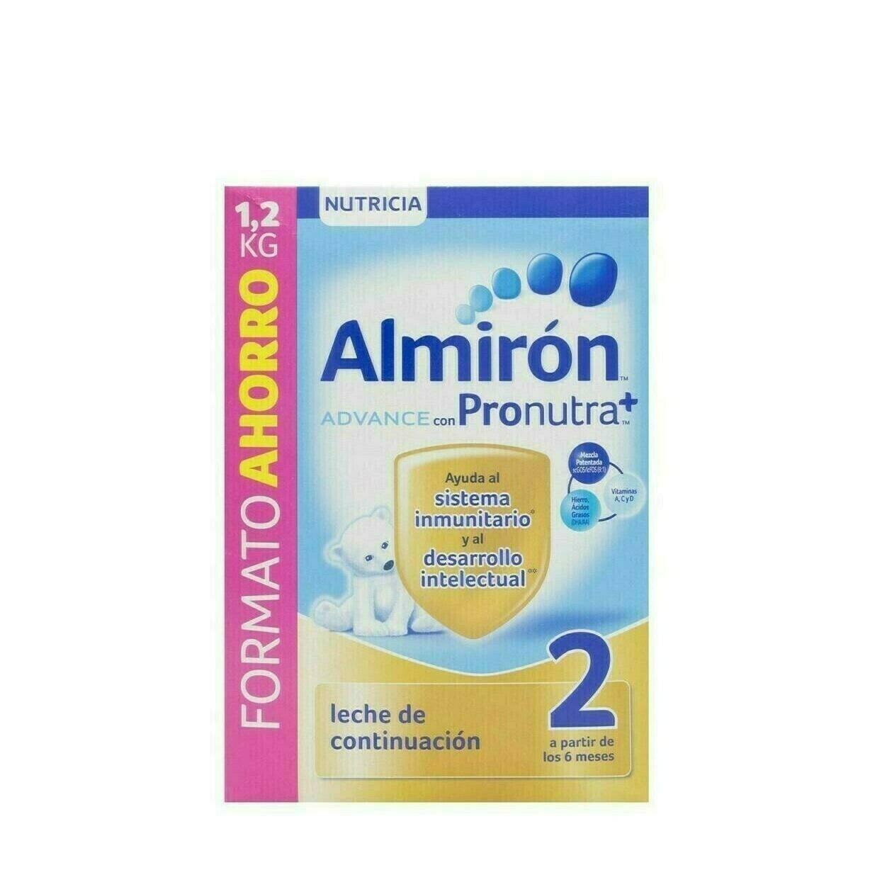 ALMIRON ADVANCE   PRONUTRA 2 1 ENVASE 1200 G