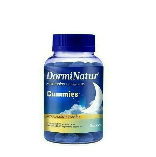 DORMINATUR GUMMIES 50 U  (MELATOMIDINA)