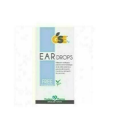 GSE EAR DROPS FREE 10 PIPETAS