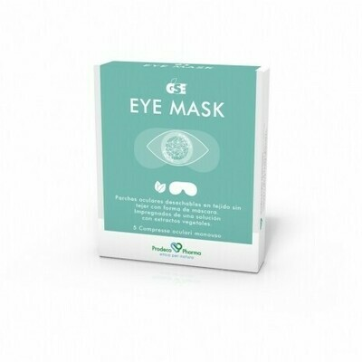 GSE EYE MASK 5 PARCHES