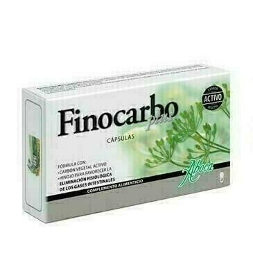 FINOCARBO PLUS 20 CAPS