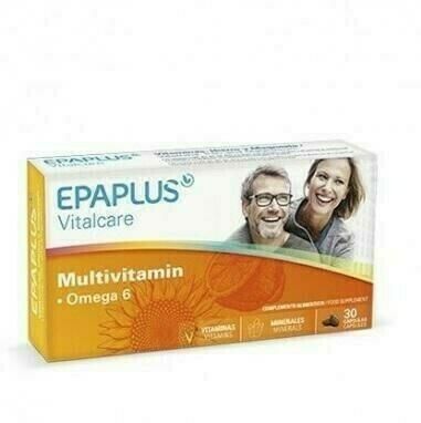 EPAPLUS MULTIVITAMIN OMEGA 6 30 CAPS