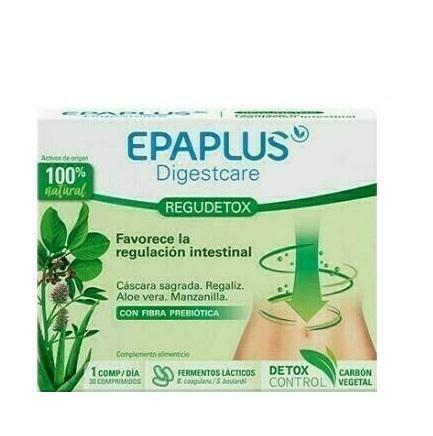 EPAPLUS REGUDETOX 30 COMP