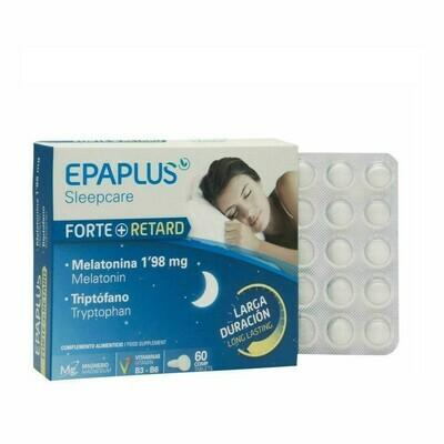 EPAPLUS MELATONINA FORTE  C/ TRIPTOFANO 1.98 MG 60 CAPS