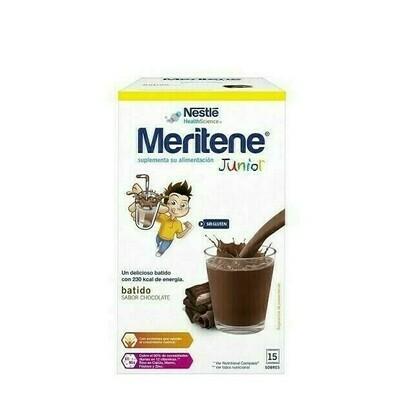 MERITENE JUNIOR 30 G 15 SOBRES CHOCOLATE