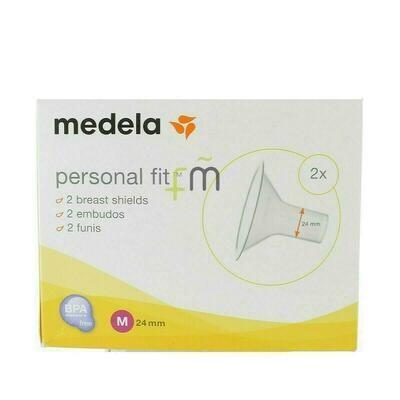 MEDELA EMBUDO PERSONALFIT T - M 24 MM DIAMETRO