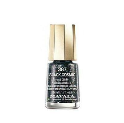 MAVALA LACA DE UÑAS BLACK COSMIC 387