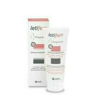 LETIFEM PREGNANCY CREMA ANTIESTRIAS 200 ML