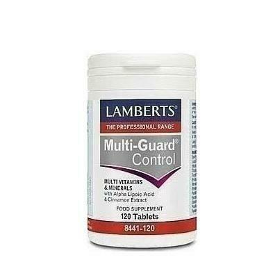 LAMBERT MULTIGUARD CONTROL 120 TABLETAS