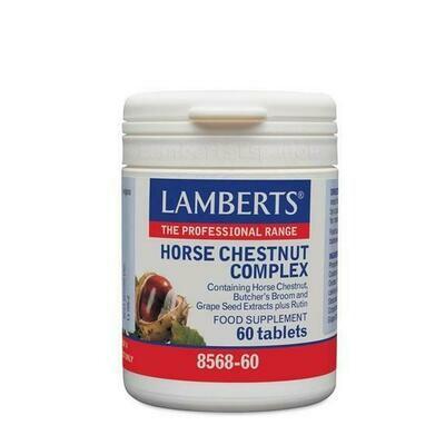 LAMBERTS COMPLEJO DE CASTAÑO DE INDIAS 60 TABL