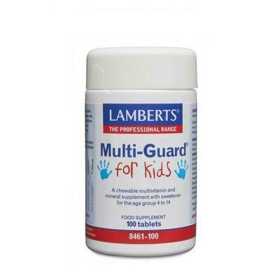 LAMBERTS MULTI-GUARD FOR KIDS 100 TABL